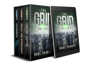 The Grid Trilogy Box Set
