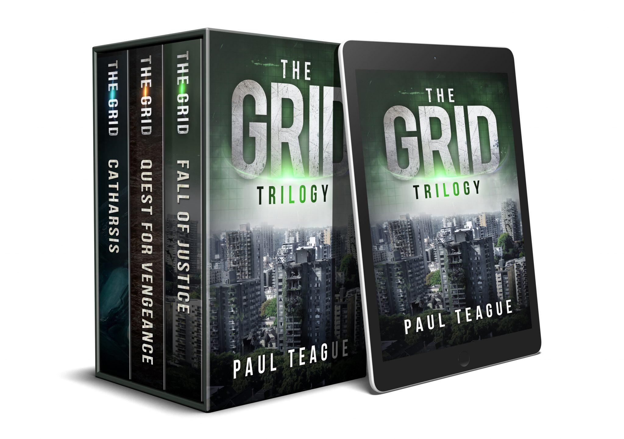 The Grid Trilogy Box Set