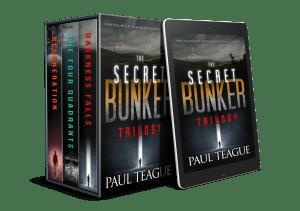 The Secret Bunker Trilogy Box Set