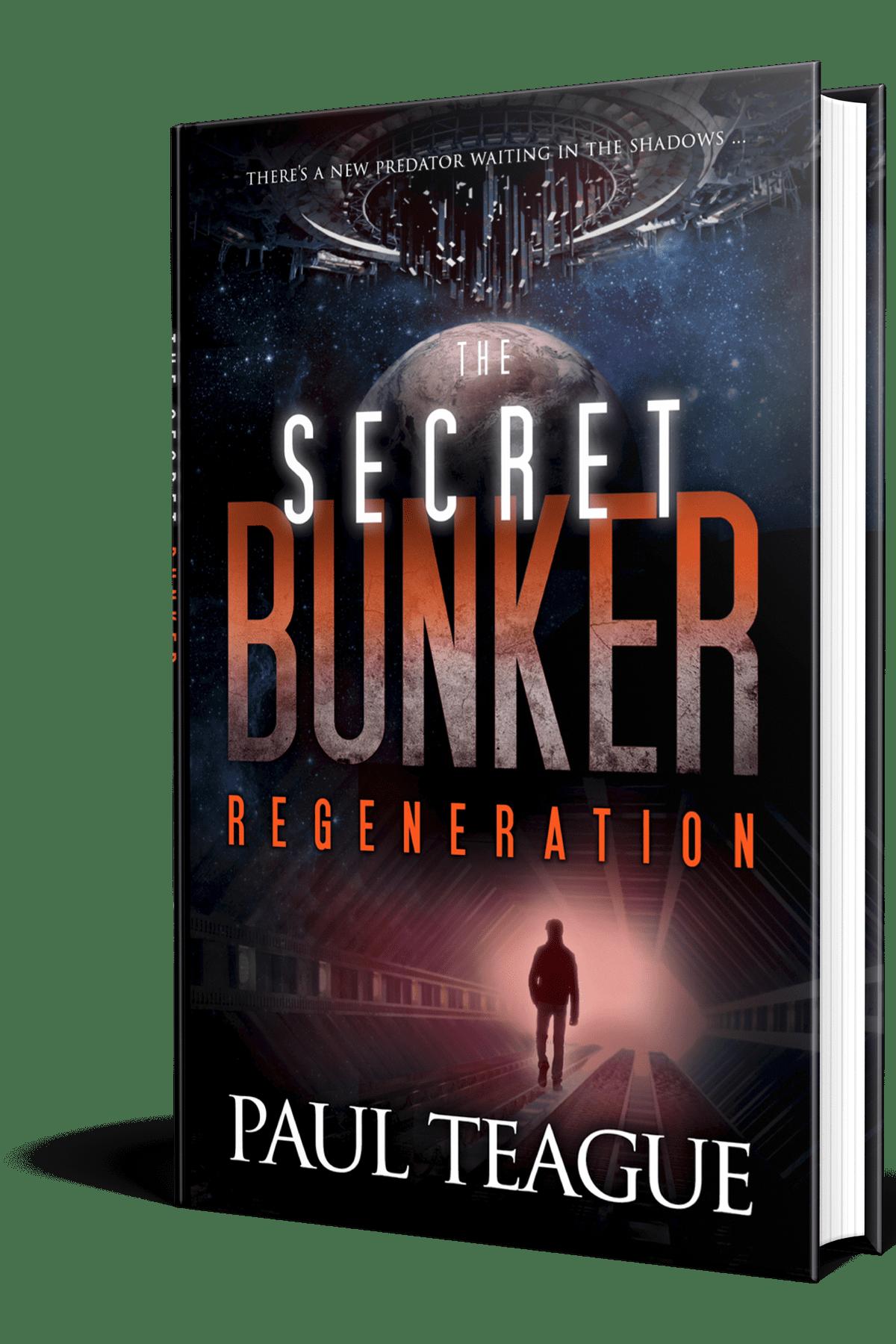 The Secret Bunker 3