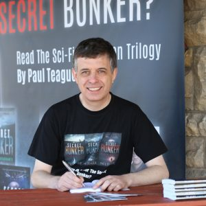 Paul Teague author
