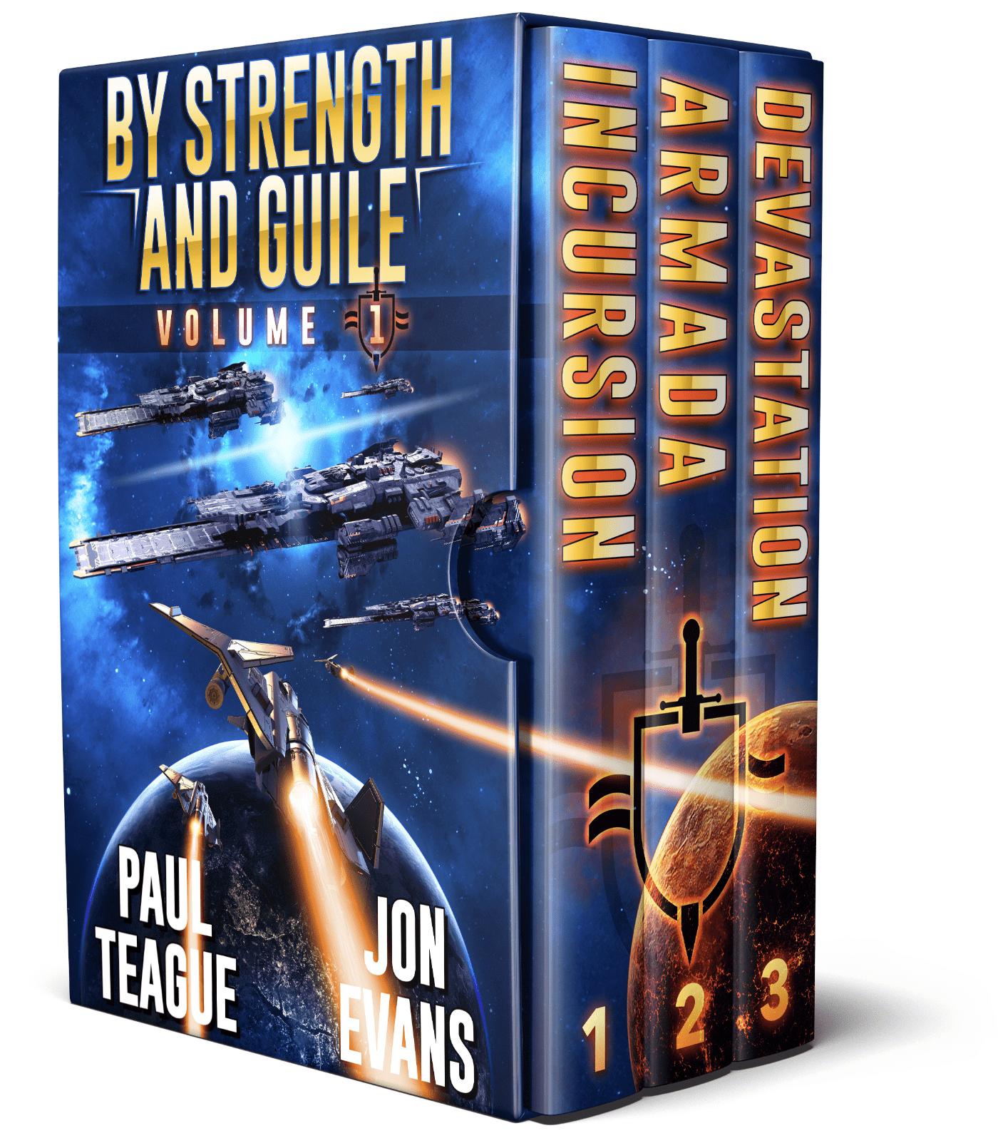 Military sci-fi boxset