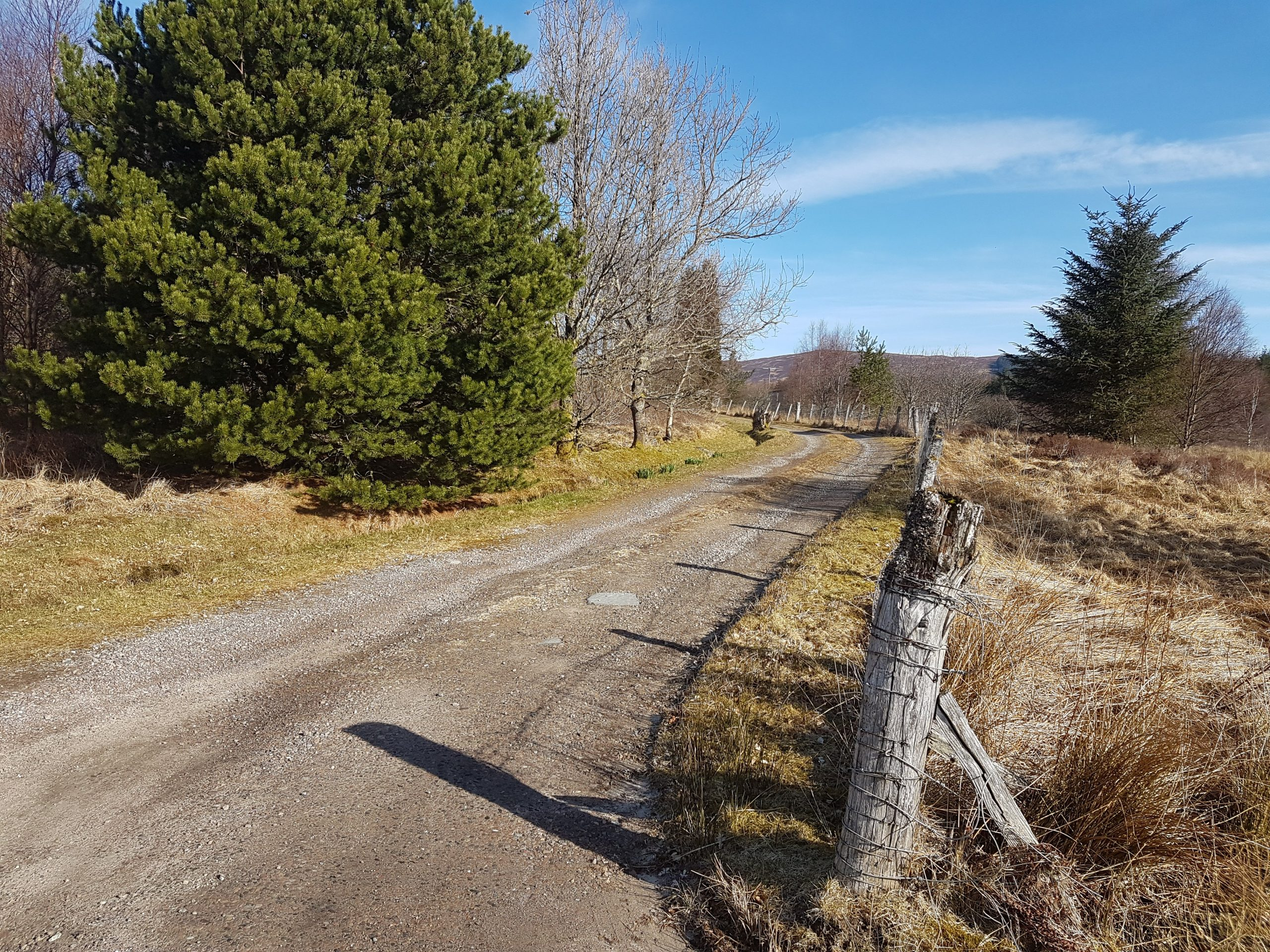 Rural track