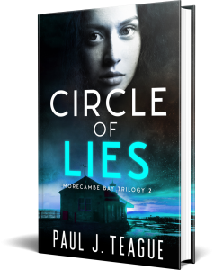 Circle of Lies by Paul J. Teague