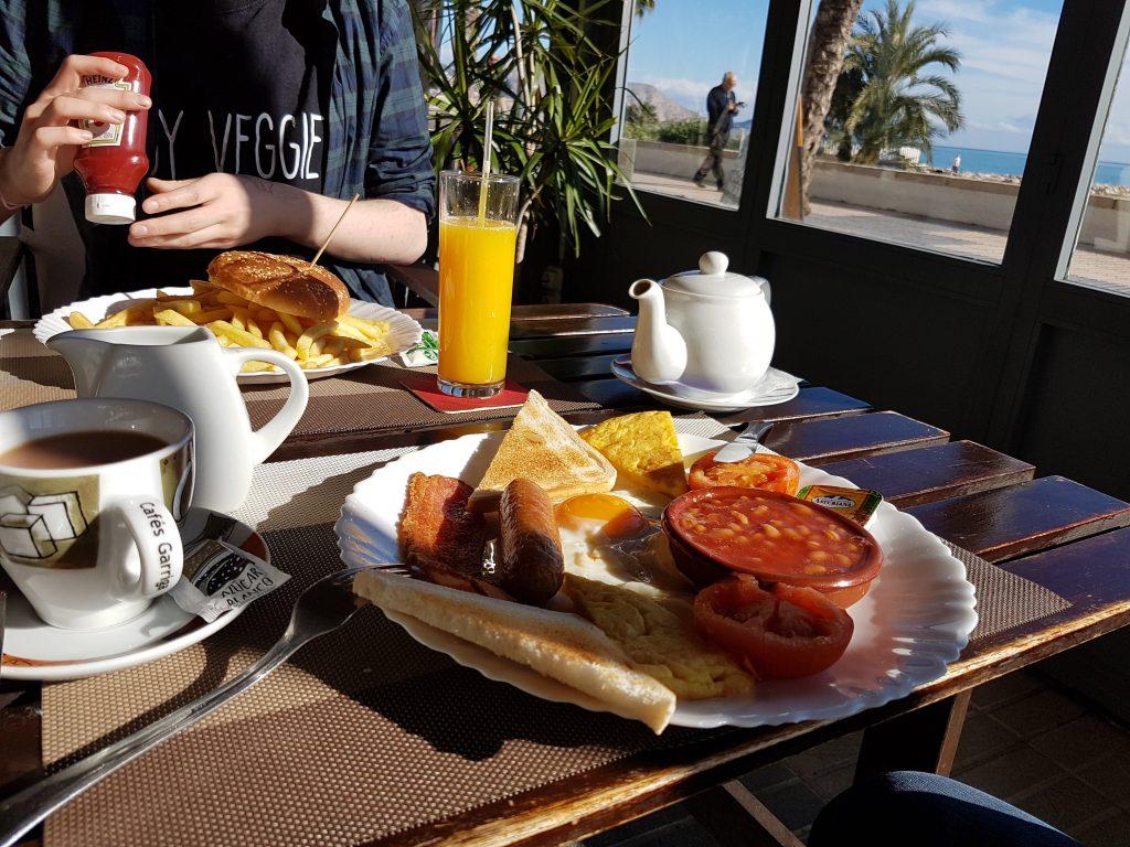 Benidorm Breakfast