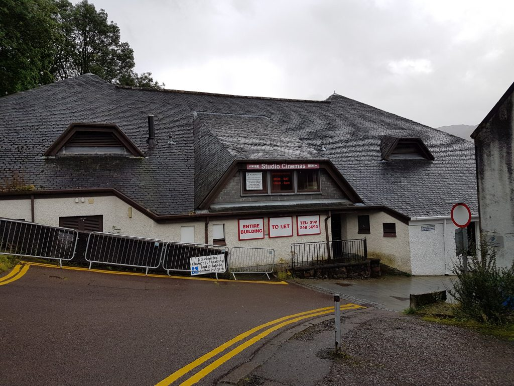 Fort William's former cinema