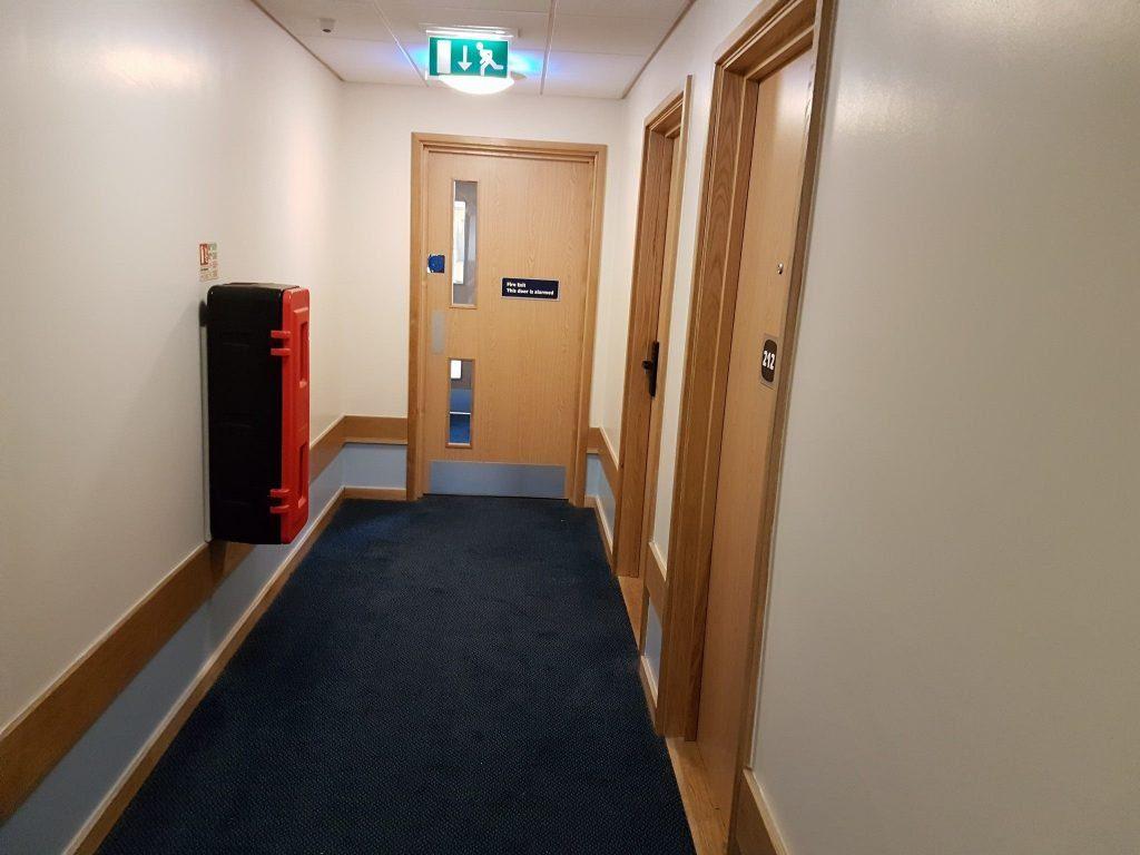 Pete's room