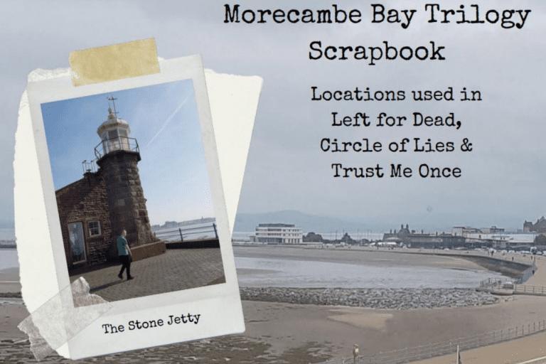 Morecambe Bay Trilogy Scrap Book