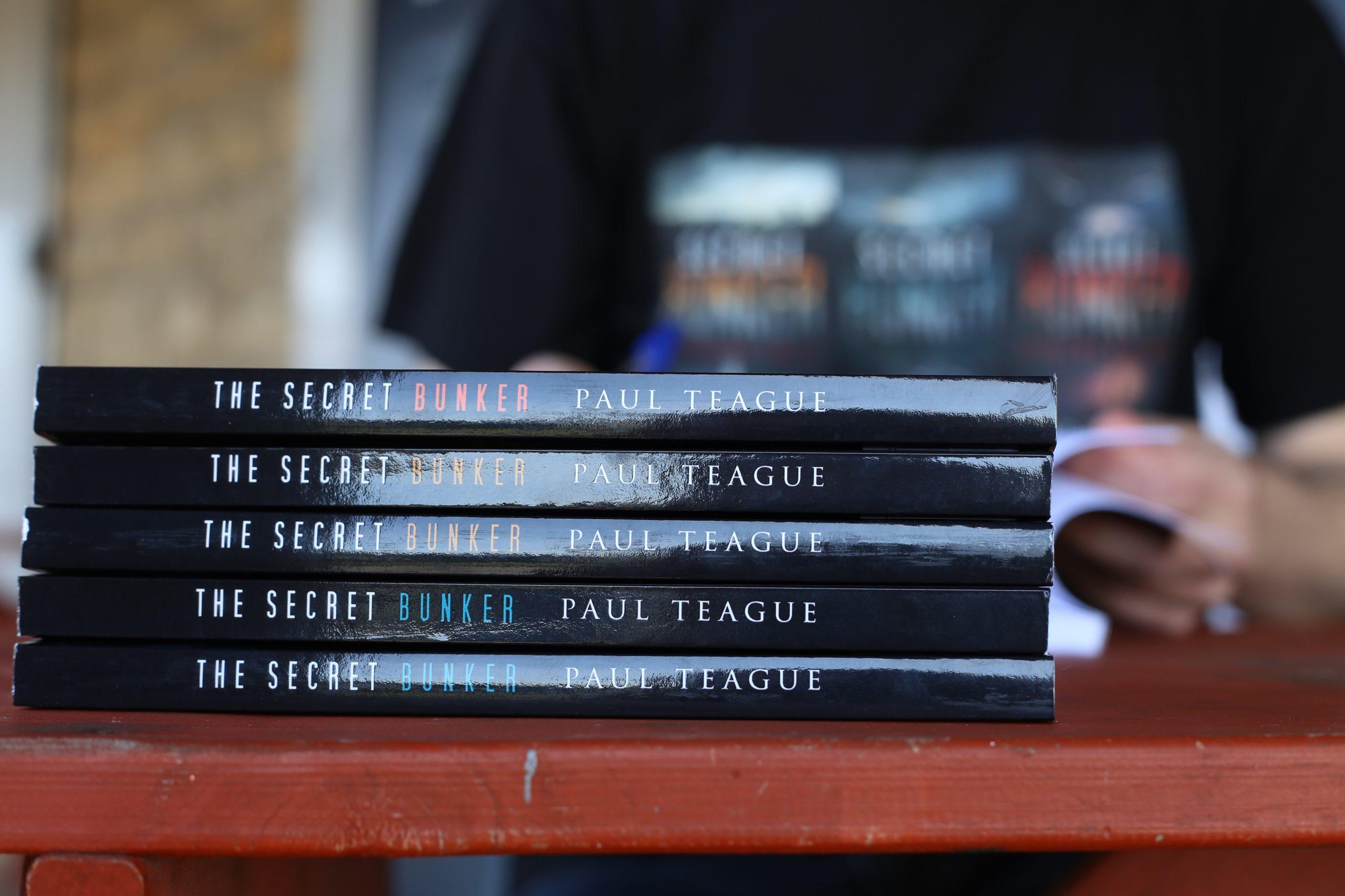 paul-teague-the-secret-bunker-signing1 - Copy