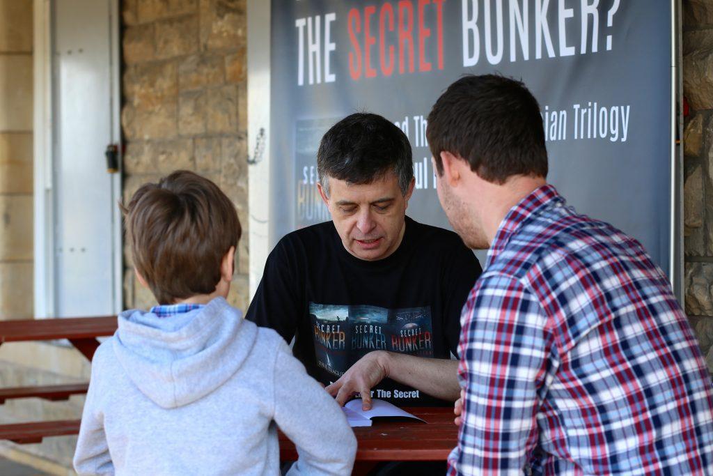 paul-teague-the-secret-bunker-signing12 - Copy
