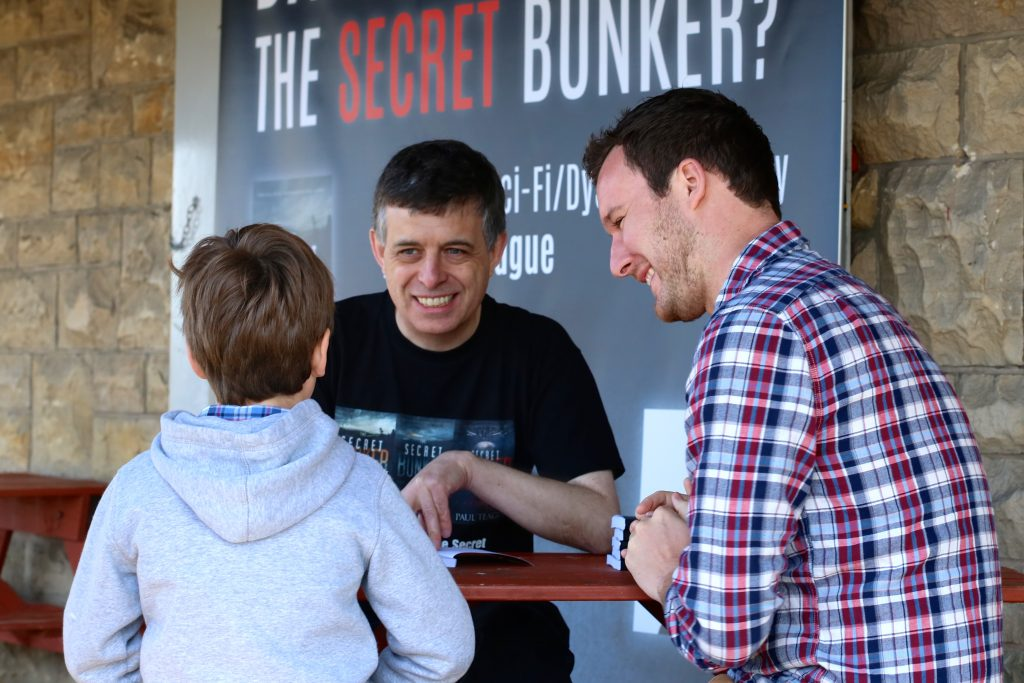 paul-teague-the-secret-bunker-signing15 - Copy