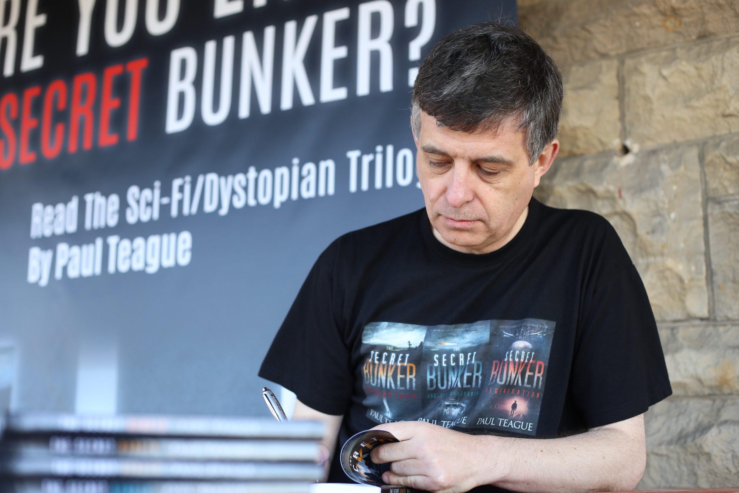 paul-teague-the-secret-bunker-signing4 - Copy