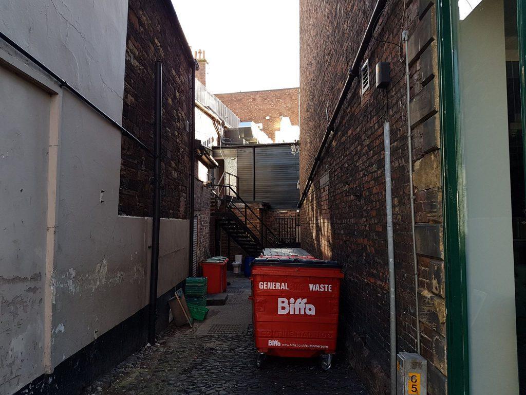 City bins