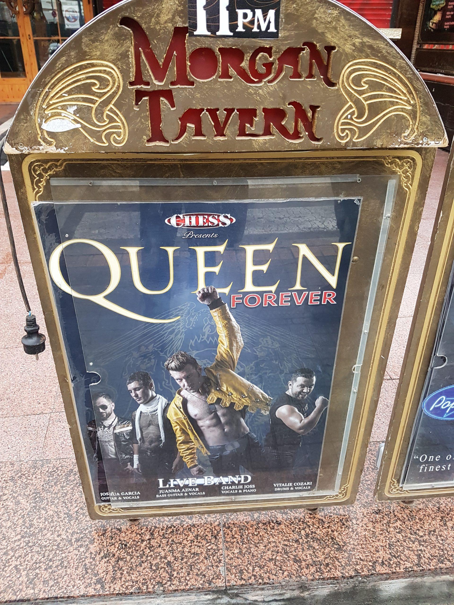 Queen board