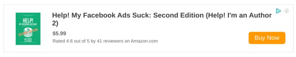 Help My Facebook Ads Suck