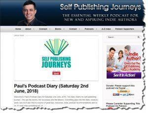 Self-Publishing Journeys podcast