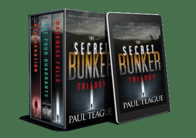 The Secret Bunker boxset
